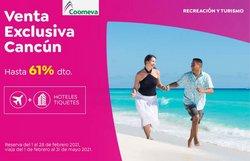 Ofertas de Viajes en el catálogo de Coomeva en Aracataca ( 2 días más )