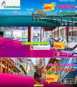 Ofertas de Viajes en el catálogo de Coomeva ( 4 días más)