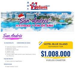 Ofertas de Hoturis Viajes en el catálogo de Hoturis Viajes ( Publicado ayer)