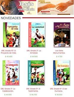 Ofertas de Libros y ocio en el catálogo de Librerías Paulinas en Cartago ( 2 días publicado )