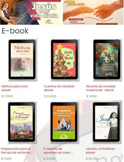 Ofertas de Cuentos en Librerías Paulinas