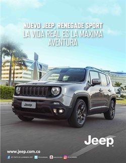 Catálogo Jeep en Bucaramanga ( Caducado )