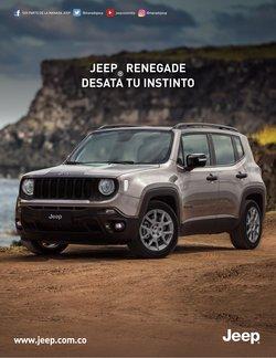 Catálogo Jeep en Bucaramanga ( Más de un mes )
