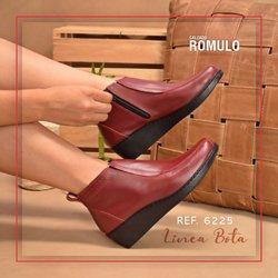 Catálogo Calzado Romulo en Barranquilla ( Más de un mes )