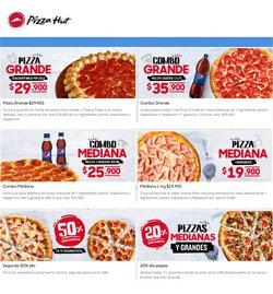 Catálogo Pizza Hut ( Caduca hoy )