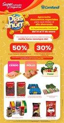 Ofertas de Supermercados en el catálogo de Comfandi en Bogotá ( Vence mañana )