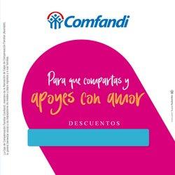 Catálogo Comfandi en Buga ( Caducado )
