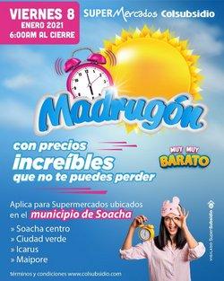 Catálogo Colsubsidio en Villavicencio ( Caducado )