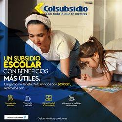 Catálogo Colsubsidio en Chía ( 21 días más )