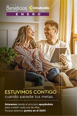 Catálogo Colsubsidio en Chía ( 2 días publicado )