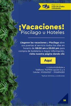 Ofertas de Hoteles en Colsubsidio