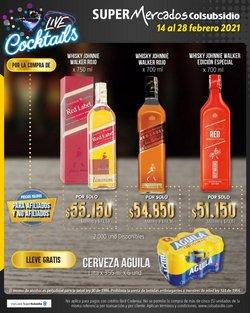 Ofertas de Cerveza en Colsubsidio