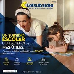 Catálogo Colsubsidio ( 25 días más )