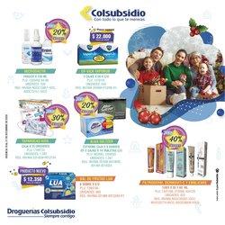 Catálogo Droguerías Colsubsidio ( Caducado )
