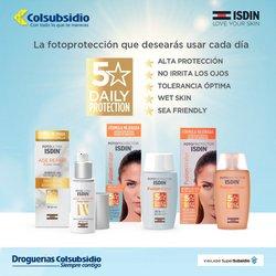 Ofertas de Farmacia, droguería y óptica en el catálogo de Droguerías Colsubsidio en Madrid ( 12 días más )
