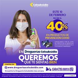 Catálogo Droguerías Colsubsidio en Facatativá ( Caducado )