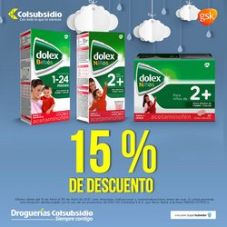 Ofertas de Farmacia, droguería y óptica en el catálogo de Droguerías Colsubsidio ( 2 días publicado )