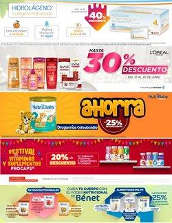 Ofertas de Farmacia, droguería y óptica en el catálogo de Droguerías Colsubsidio ( 7 días más)