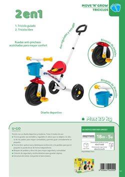 Ofertas de Bicicleta en Chicco