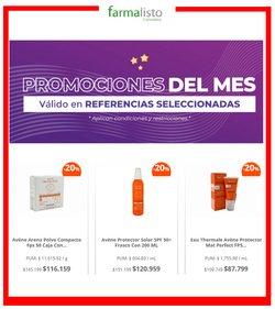 Ofertas de Farmacia, droguería y óptica en el catálogo de Farmalisto en Guaduas ( Publicado ayer )