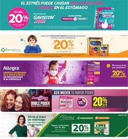 Ofertas de Farmalisto en el catálogo de Farmalisto ( 4 días más)