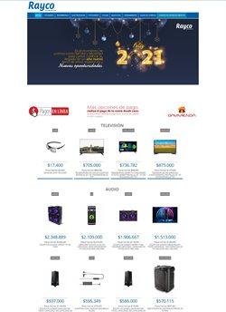 Ofertas de Tiendas departamentales en el catálogo de Rayco en San Martín Meta ( 3 días más )