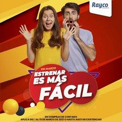 Catálogo Rayco ( Vencido)