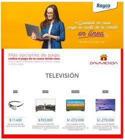 Ofertas de Tiendas departamentales en el catálogo de Rayco en Floridablanca ( 21 días más )