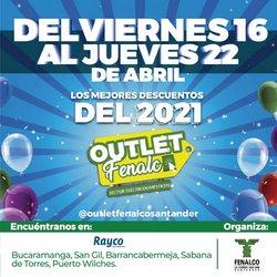 Ofertas de Tiendas departamentales en el catálogo de Rayco en Cali ( Vence mañana )