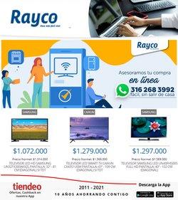 Catálogo Rayco ( 3 días más)