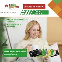 Ofertas de Farmacia, droguería y óptica en el catálogo de Salud Market en Medellín ( Más de un mes )