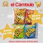 Catálogo El Cámbulo en Medellín ( Caducado )