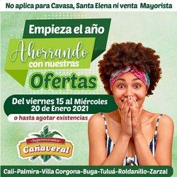 Ofertas de Supermercados en el catálogo de Supertiendas Cañaveral en El Carmen de Viboral ( 3 días más )