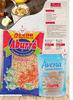 Ofertas de Avena en Marketing Personal