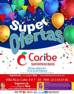 Catálogo Caribe Supermercados ( Caducado )