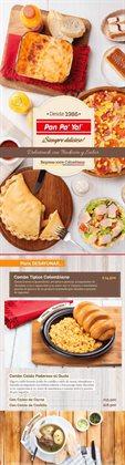 Ofertas de Restaurantes en el catálogo de Pan pa' ya! en Cúcuta ( 8 días más )