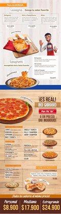 Ofertas de Pizza en Pan pa' ya!