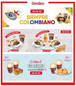 Ofertas de Restaurantes en el catálogo de Pan pa' ya! en Bello ( 7 días más )
