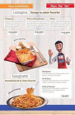 Ofertas de Pan pa' ya! en el catálogo de Pan pa' ya! ( Más de un mes)
