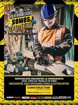 Ofertas de Ferreterías y Construcción en el catálogo de Constructor ( 12 días más)