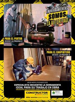 Catálogo Constructor ( Publicado ayer)
