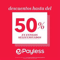 Catálogo Payless ( 2 días más )