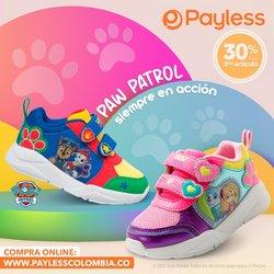 Ofertas de Ropa y Zapatos en el catálogo de Payless ( 2 días más)