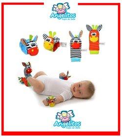 Ofertas de Juguetes y bebes en el catálogo de Angelitos ( 2 días más)