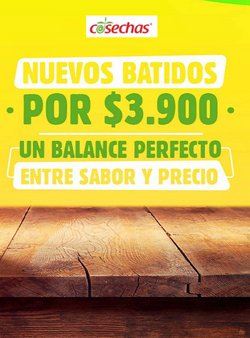 Ofertas de Restaurantes en el catálogo de Cosechas Express en Manizales ( 10 días más )