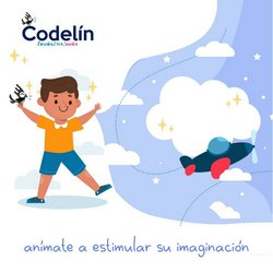 Ofertas de Juguetes y bebes en el catálogo de Codelín ( Vence hoy)