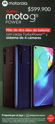Ofertas de Motorola en Claro
