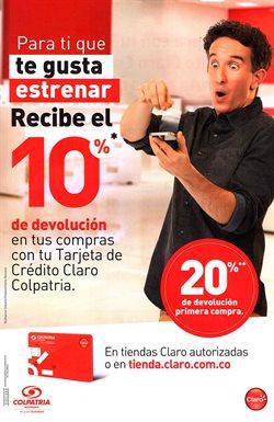Catálogo Claro en Barranquilla ( 4 días más )
