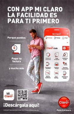 Catálogo Claro en Barranquilla ( Más de un mes )
