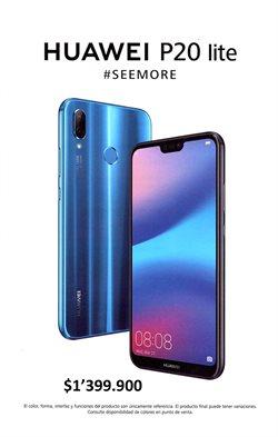Ofertas de Informática y electrónica en el catálogo de Huawei ( 4 días más )